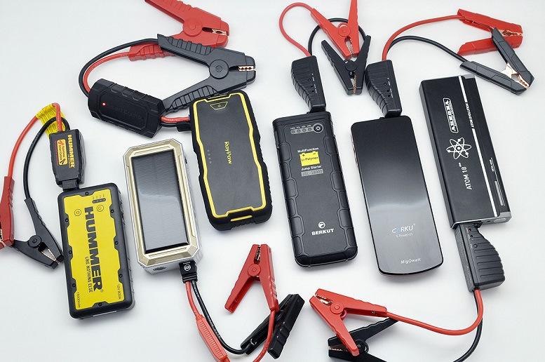 Тест пуско зарядных устройств для автомобильных аккумуляторов