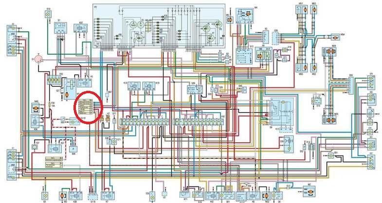 Схема Волговскои проводки