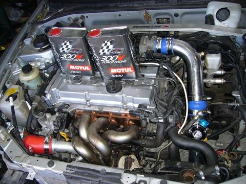 Тюнинг двигателей хендай