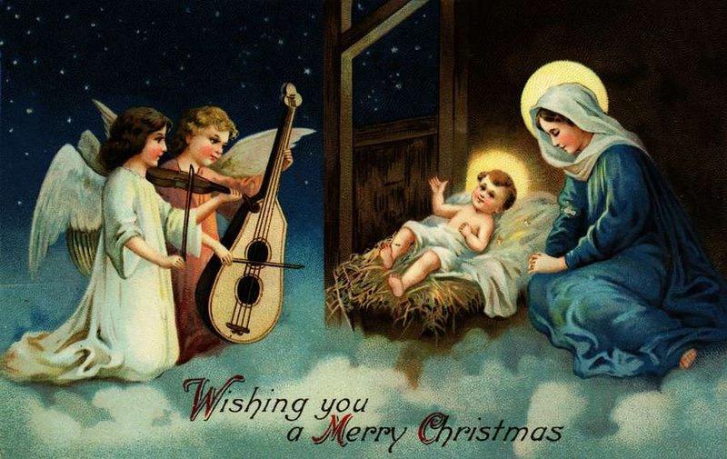 Зайчики картинки, открытки на английском языке с рождеством христовым