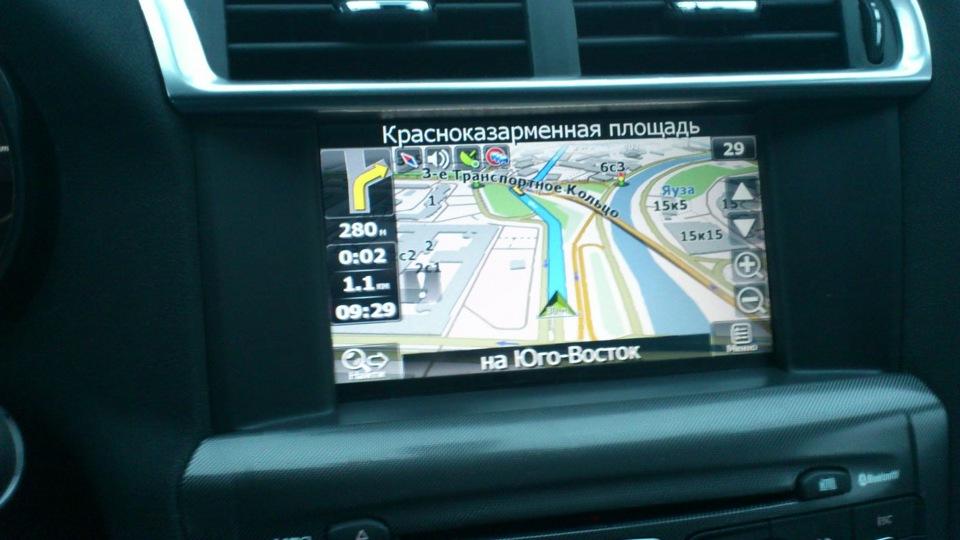 навигация ситроен с4