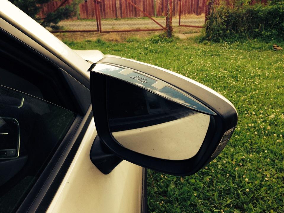 козырьки на зеркала на mazda cx-5