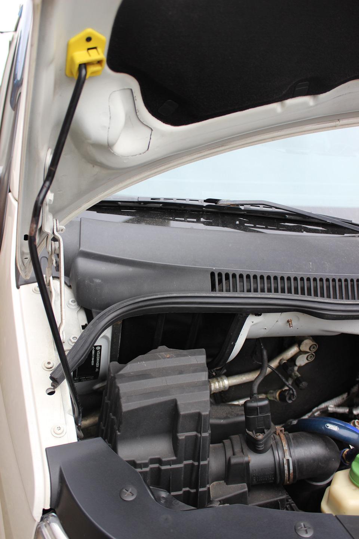 Транспортер т5 открыть капот тросик спидометра фольксваген транспортер