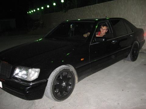 Mercedes-Benz BRABUS 500S w140