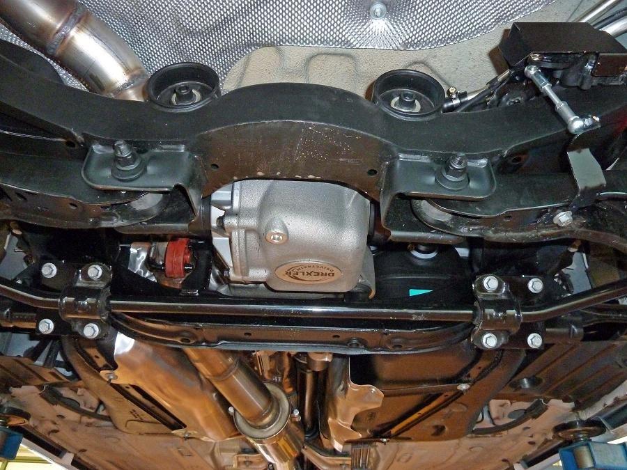 Днище форд фокус 2 фото