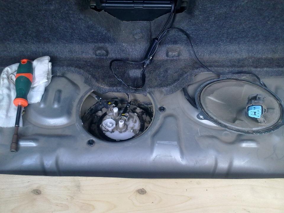 Хонда аккорд замена фильтров