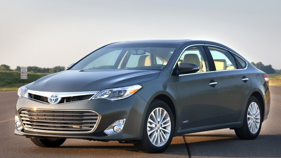 Toyota Avalon Hybrid Car Reviews From Actual Owners With Photos On Drive2