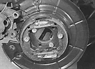 комплект ручного тормоза для опель омега б