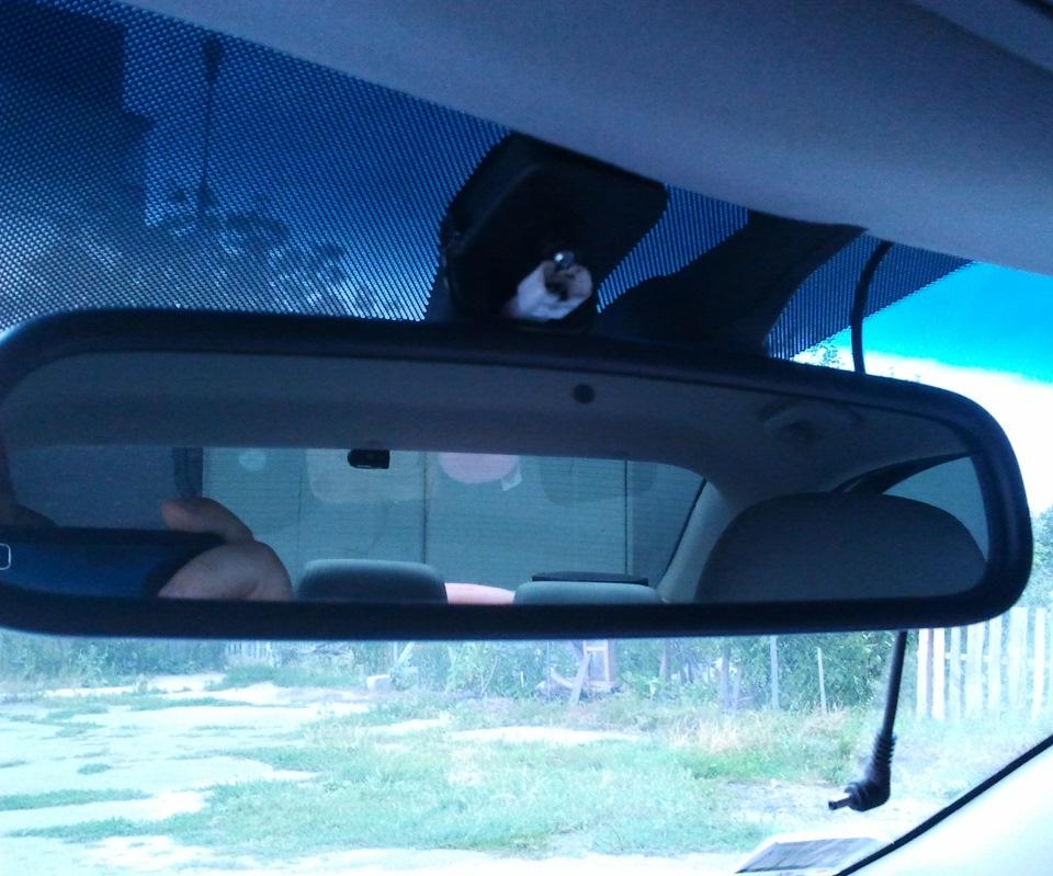 KIA/Hyundai зеркало
