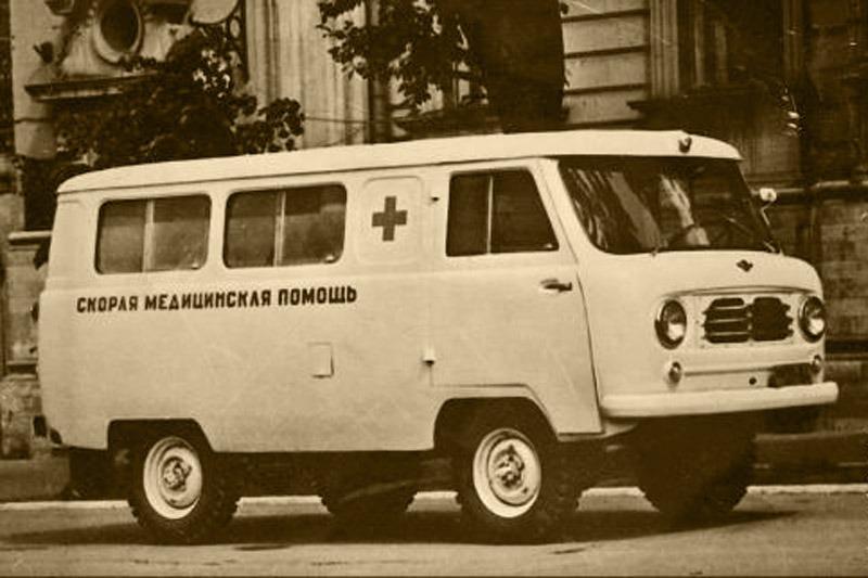 УАЗ 452 - prouaz com