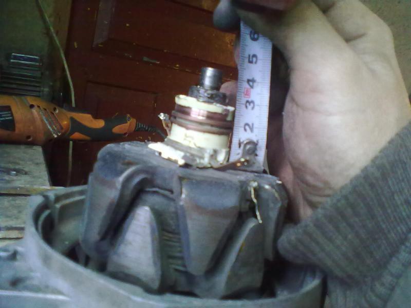 Фото №6 - замена токосъемных колец генератора ВАЗ 2110
