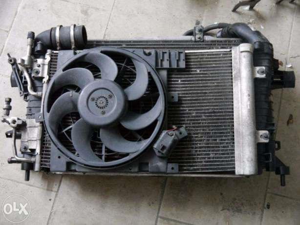 гудит вентилятор охлаждения в опель антара