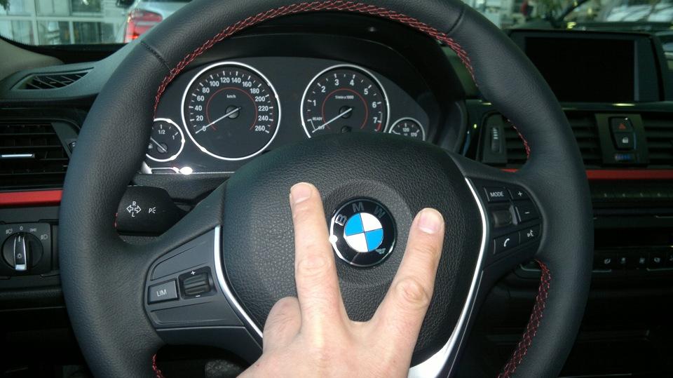 Bmw фото за рулем