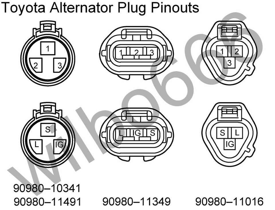 Toyota denso alternator wiring diagram wiring solutions denso 3 wire alternator wiring diagram 1 cheapraybanclubmaster Image collections