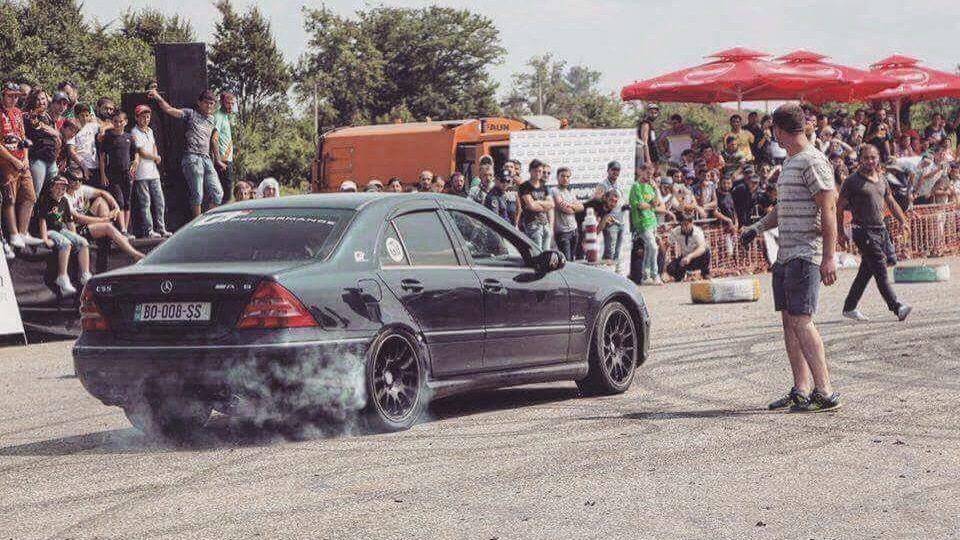 Mercedes-Benz C 55 AMG supercharger 500whp+ | DRIVE2
