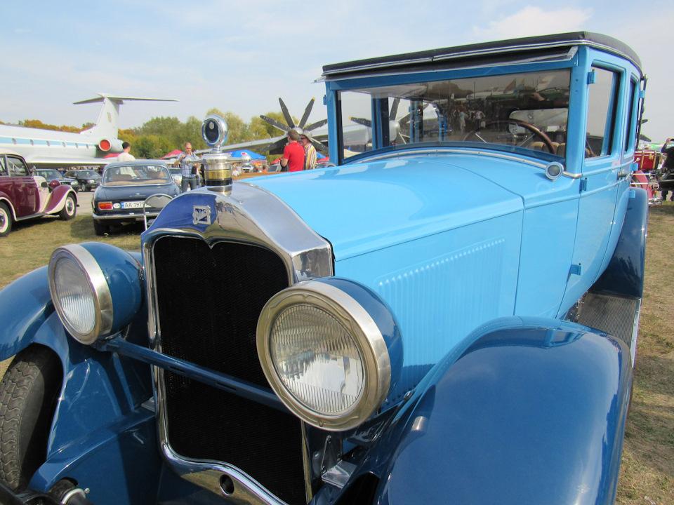 Buick Model 24 Sedan