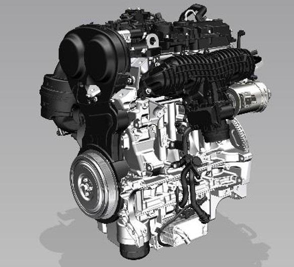 лучший и надёжный двигатель вольво