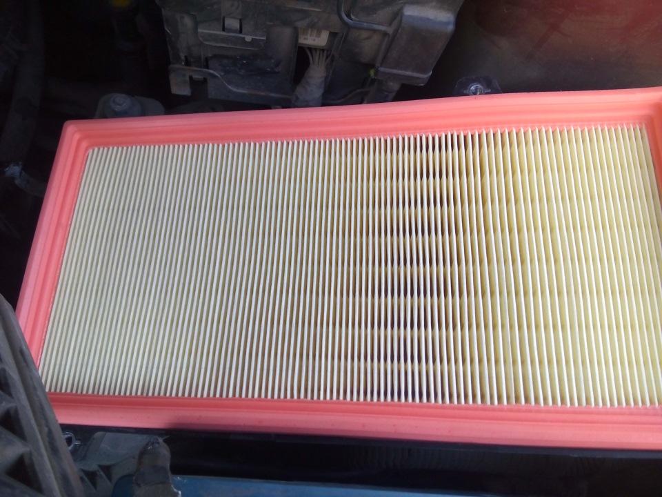 Замена воздушного фильтра киа спектра своими руками 26