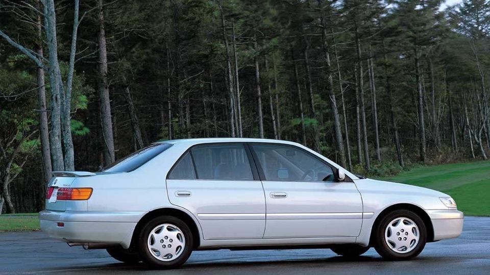 Поколения и кузова Toyota Corona на Авто.ру