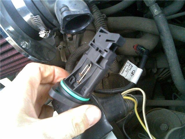 Фото №7 - как проверить датчик топлива ВАЗ 2110