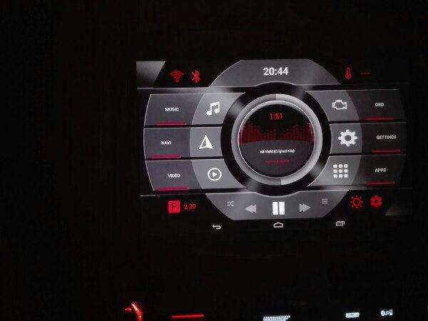 Приятная находка или Car Launcher AG — Nissan Maxima QX, 2 0