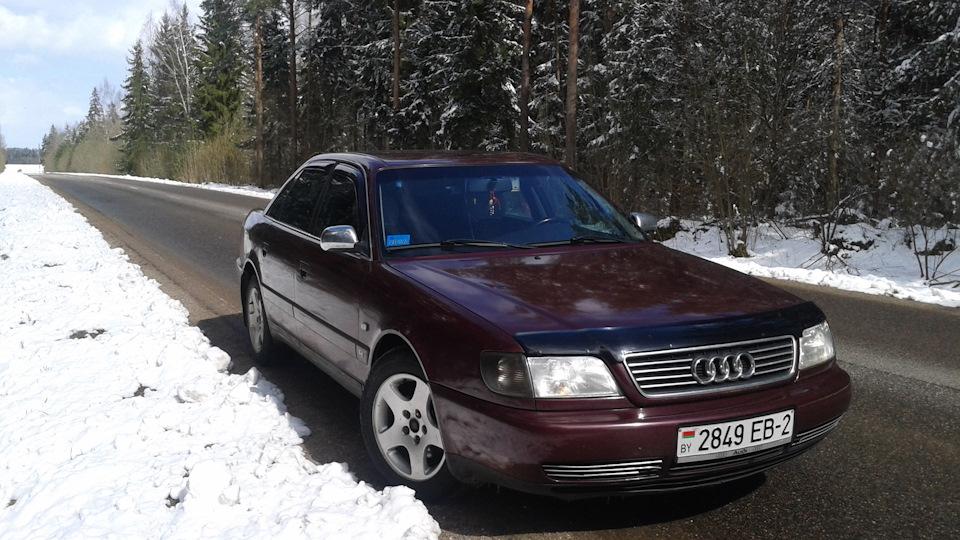 Audi a6 avant manual transmission.