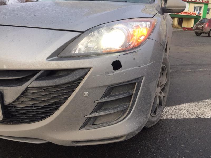 Страховые выплаты от СК «Согаз». — logbook Mazda 3 Aluminum Zoom ...