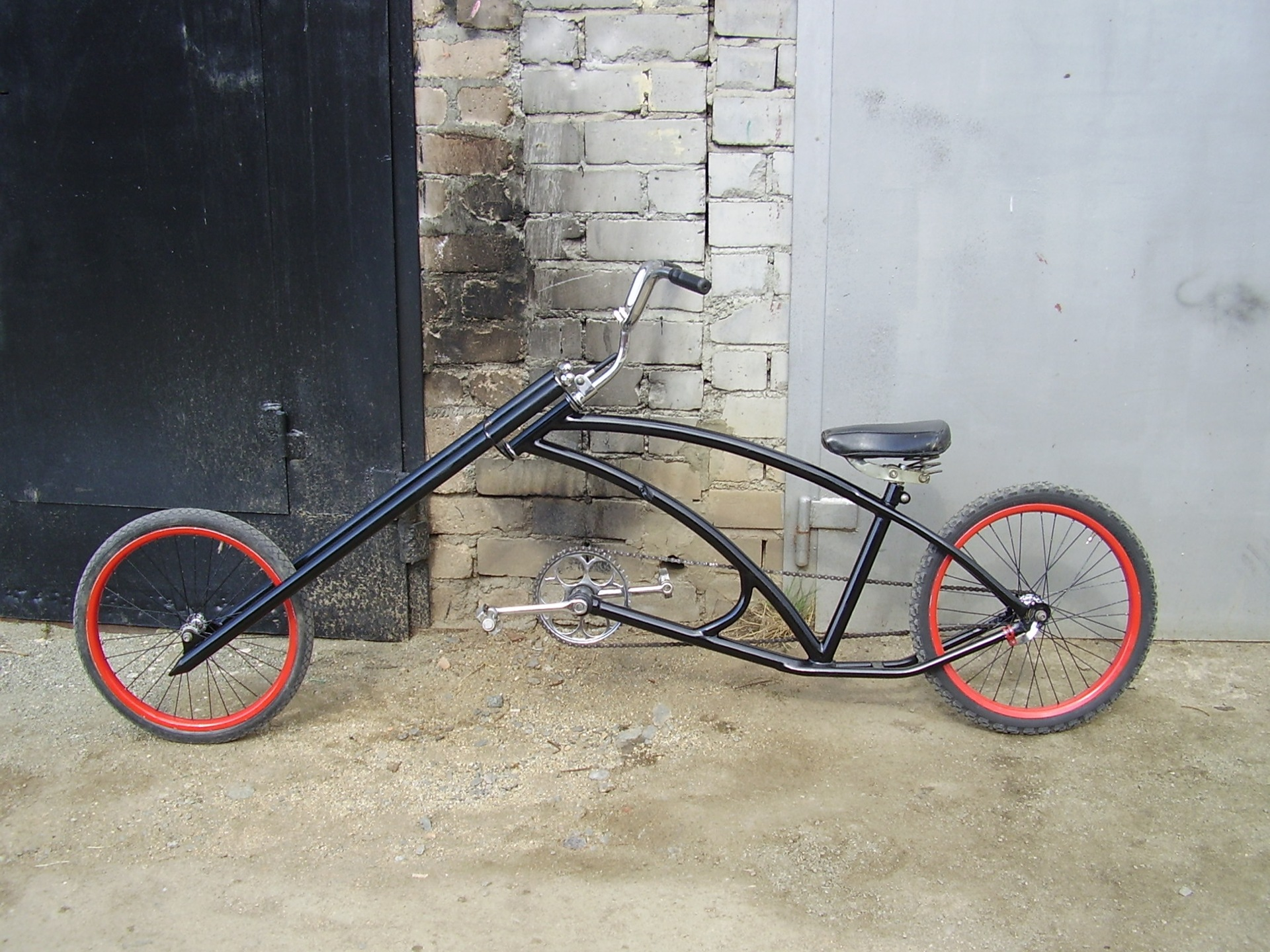 Как и из чего сделать раму велосипеда самому