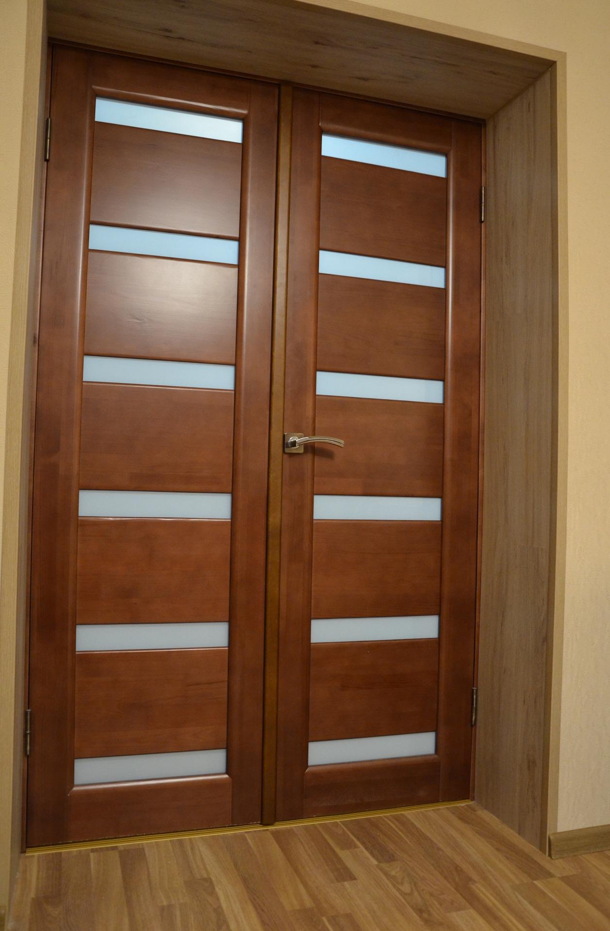 как межкомнатные двери отделать панелями с фото признавался