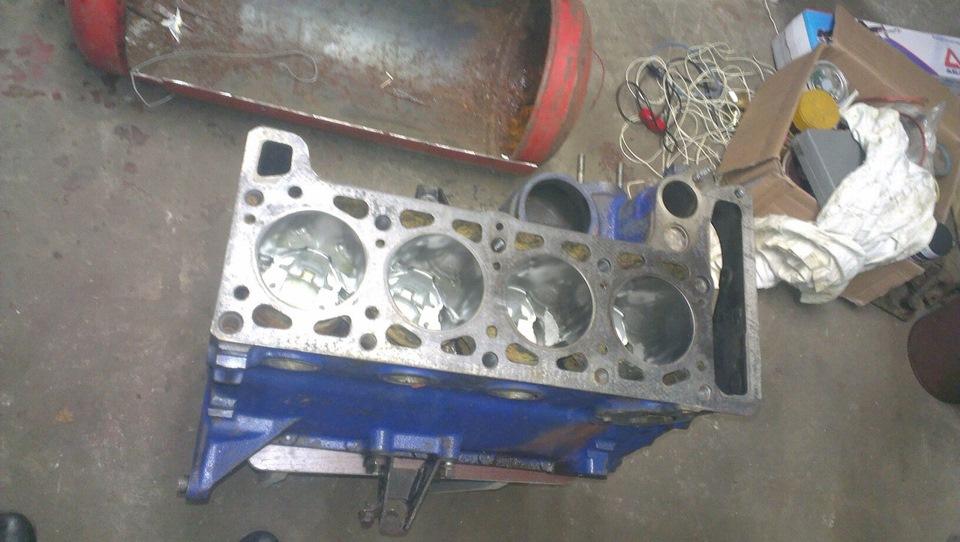 2101 капремонт двигателя 2