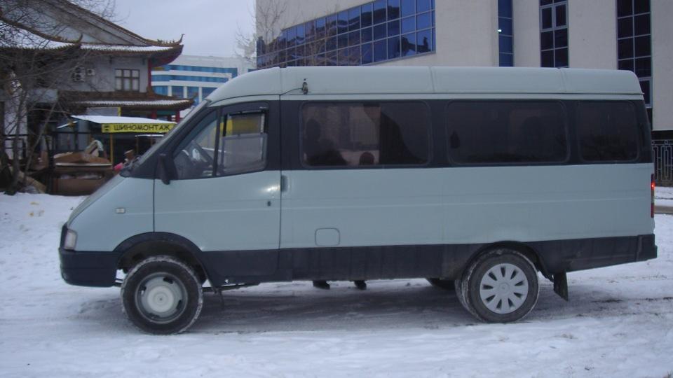 газель 3221