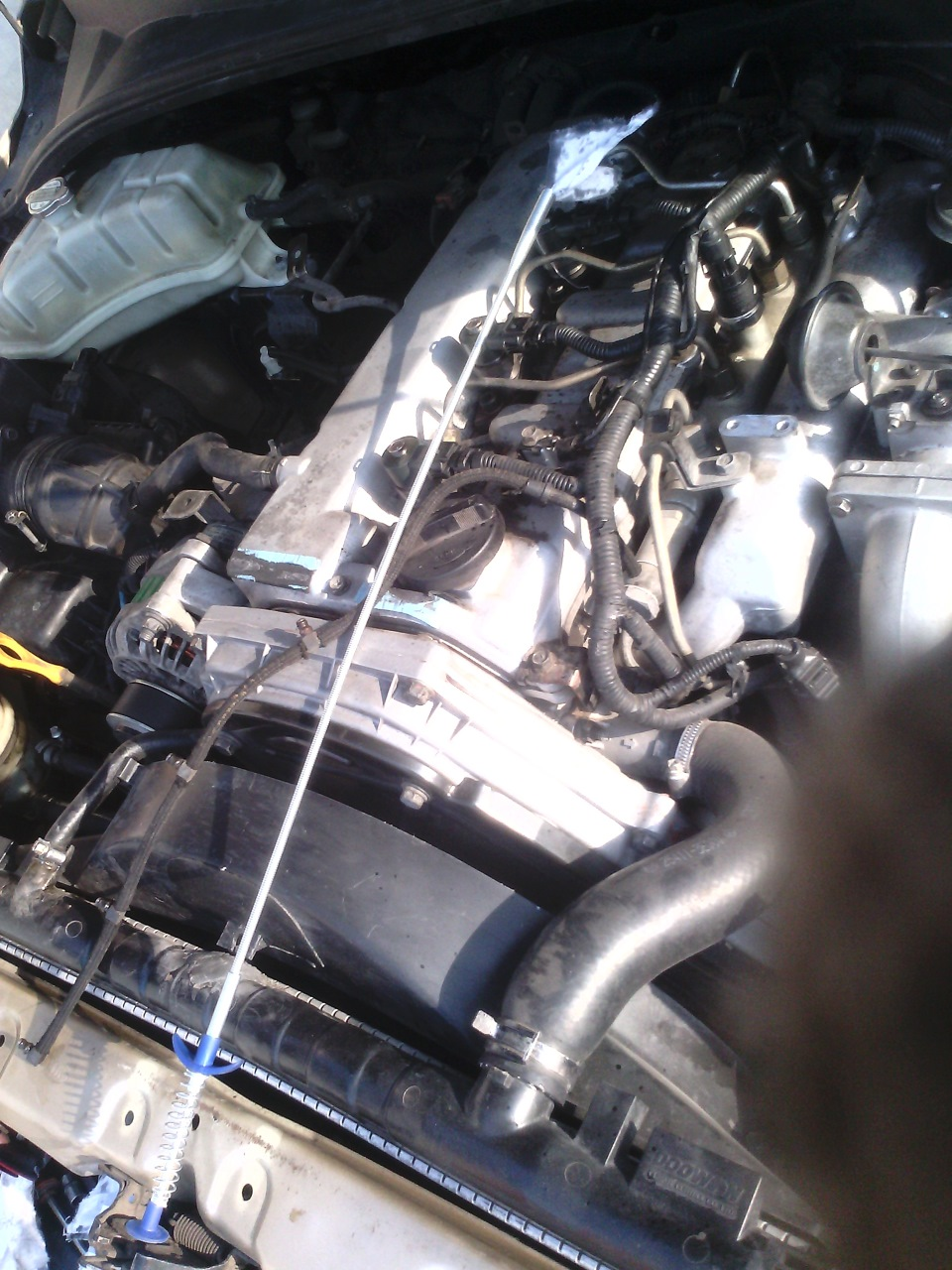 Nozzle Logbook Kia Sorento 2003 On Drive2 Fuel Filter Powered By Google Translate