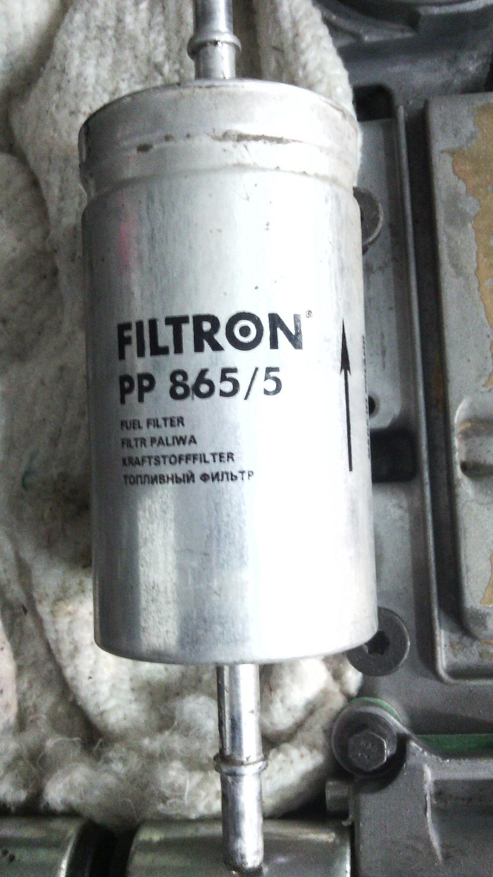 топливный фильтр ford focus drive2