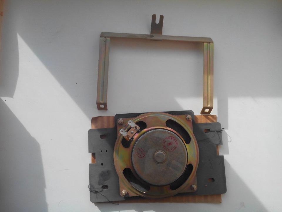 крепления радиоприемника