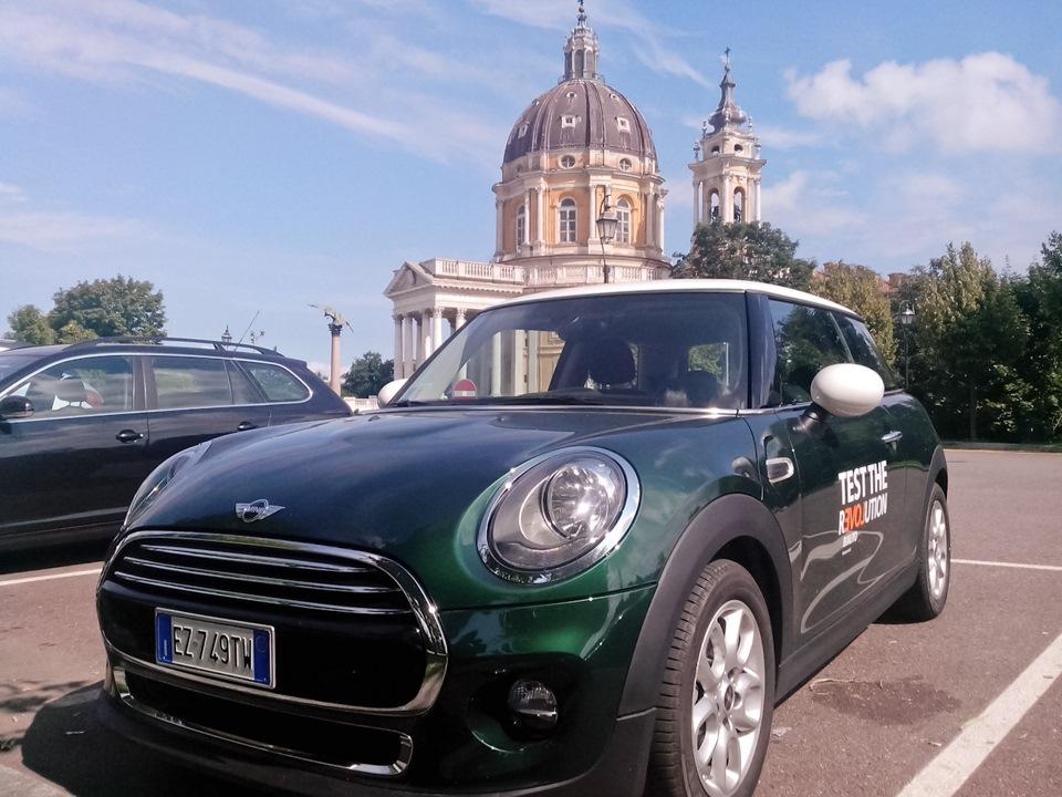 тест дизельного Mini Cooper D на автомате Drive2