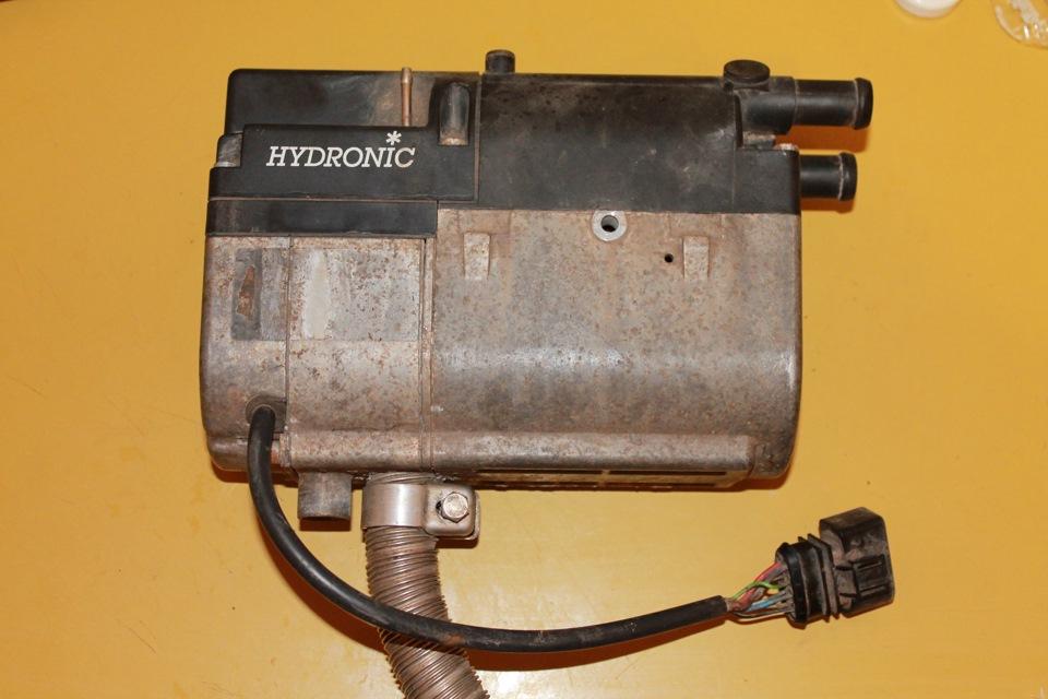 Eberspacher hydronic d5w s