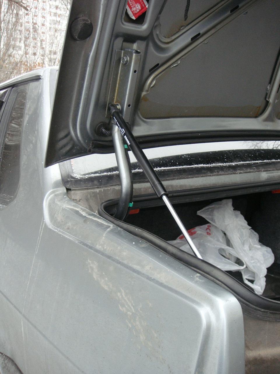Как сделать багажник на 2115 Сломался