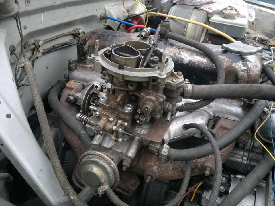 Карбюратор ваз на газель 402 двигатель 130