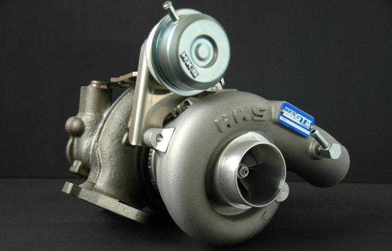Виды наддува бензиновых двигателей