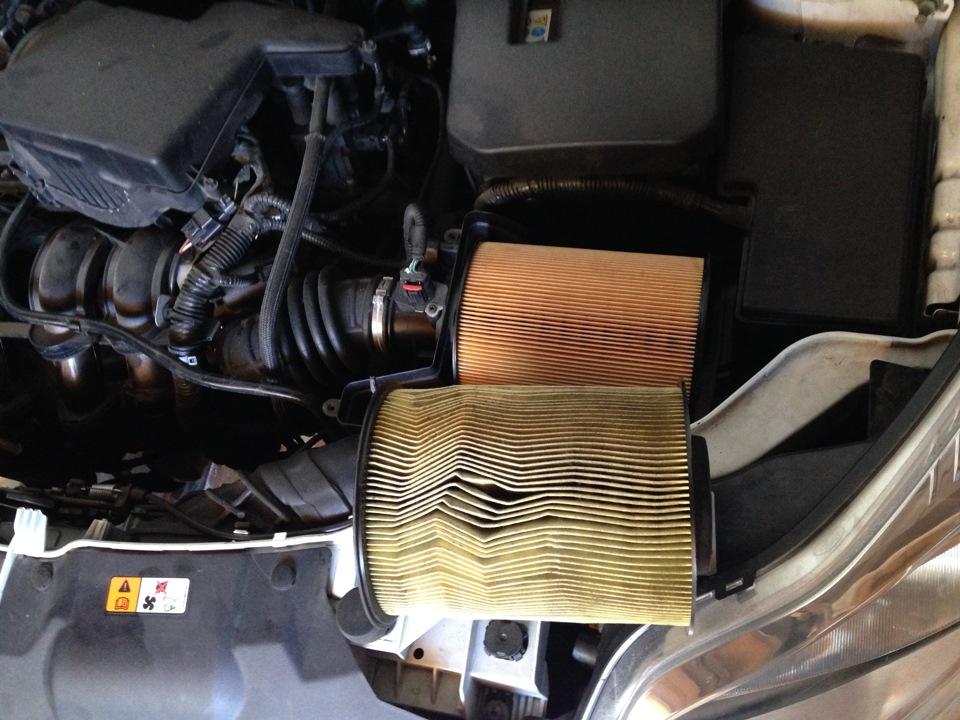 Воздушный фильтр форд фокус 2 фото 2