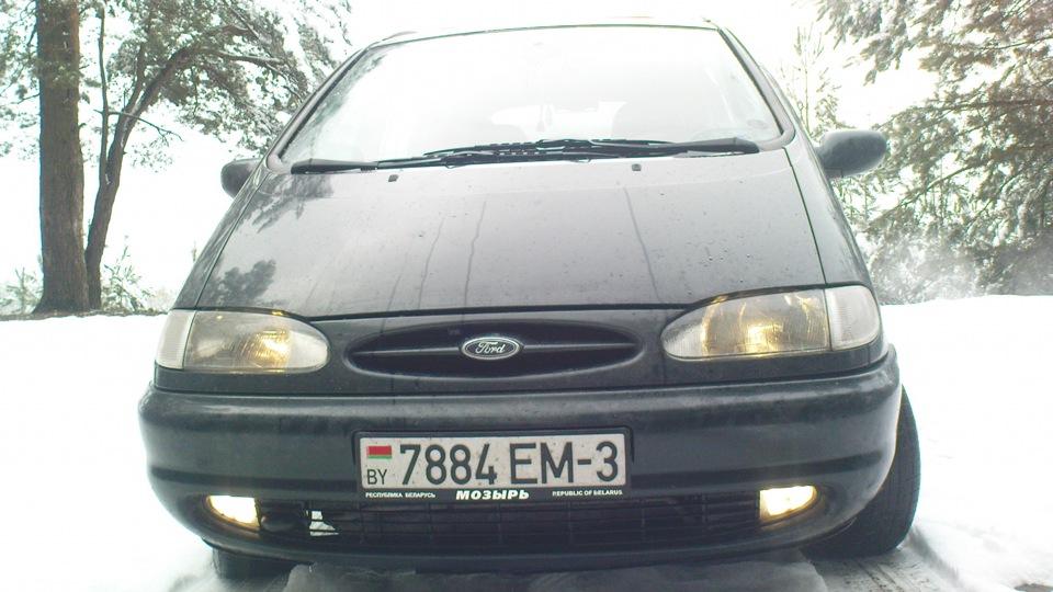 ford galaxy 1996 2.0 бензин отзывы