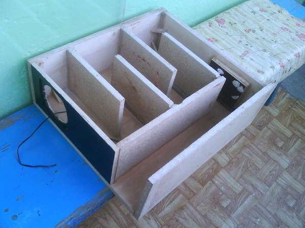 Как сделать буфак дома