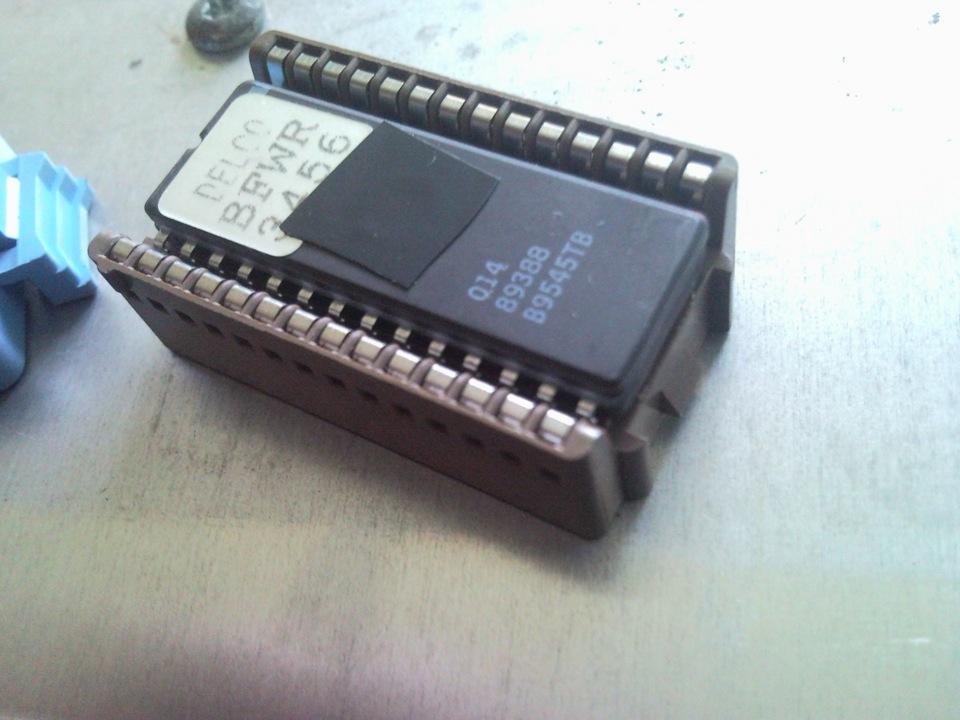 обычная микросхема 27с256