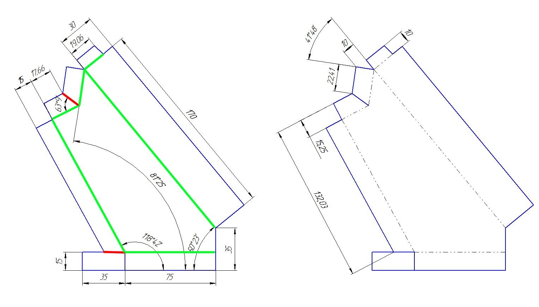 Адаптер воздушного фильтра ваз 2114 чертежи