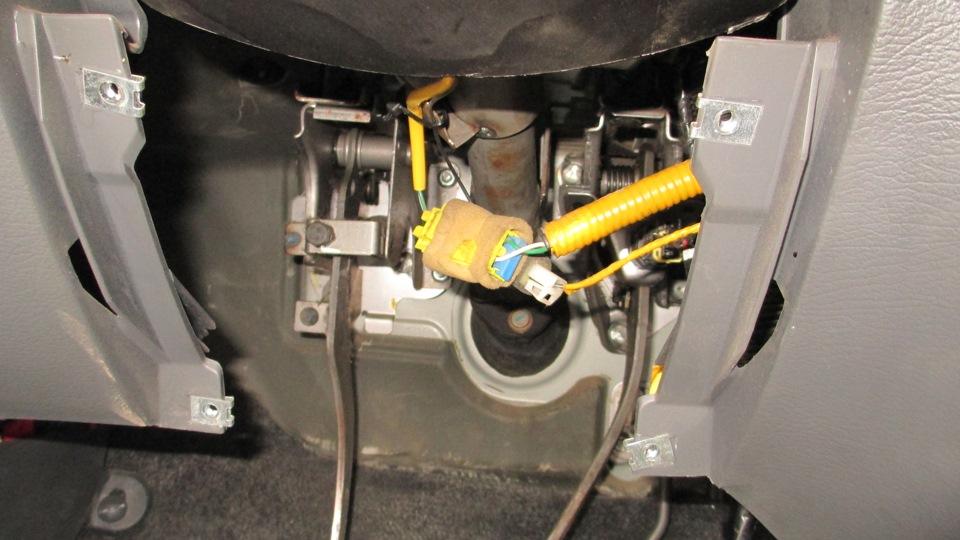 Шевроле ланос ремонт печки