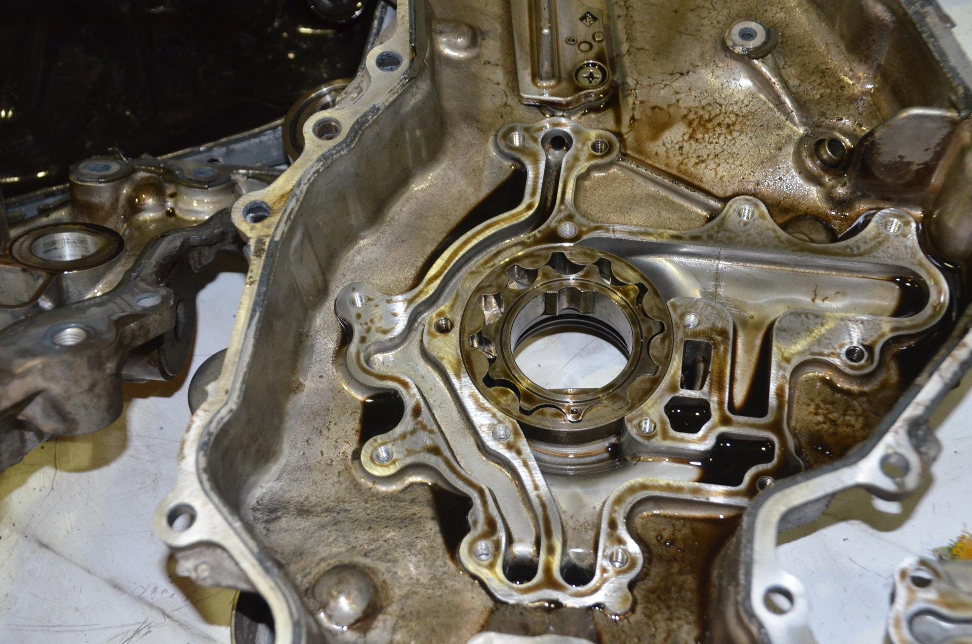 Мотор Субару FB 20 надежда есть, шансов нет, 1  — Subaru