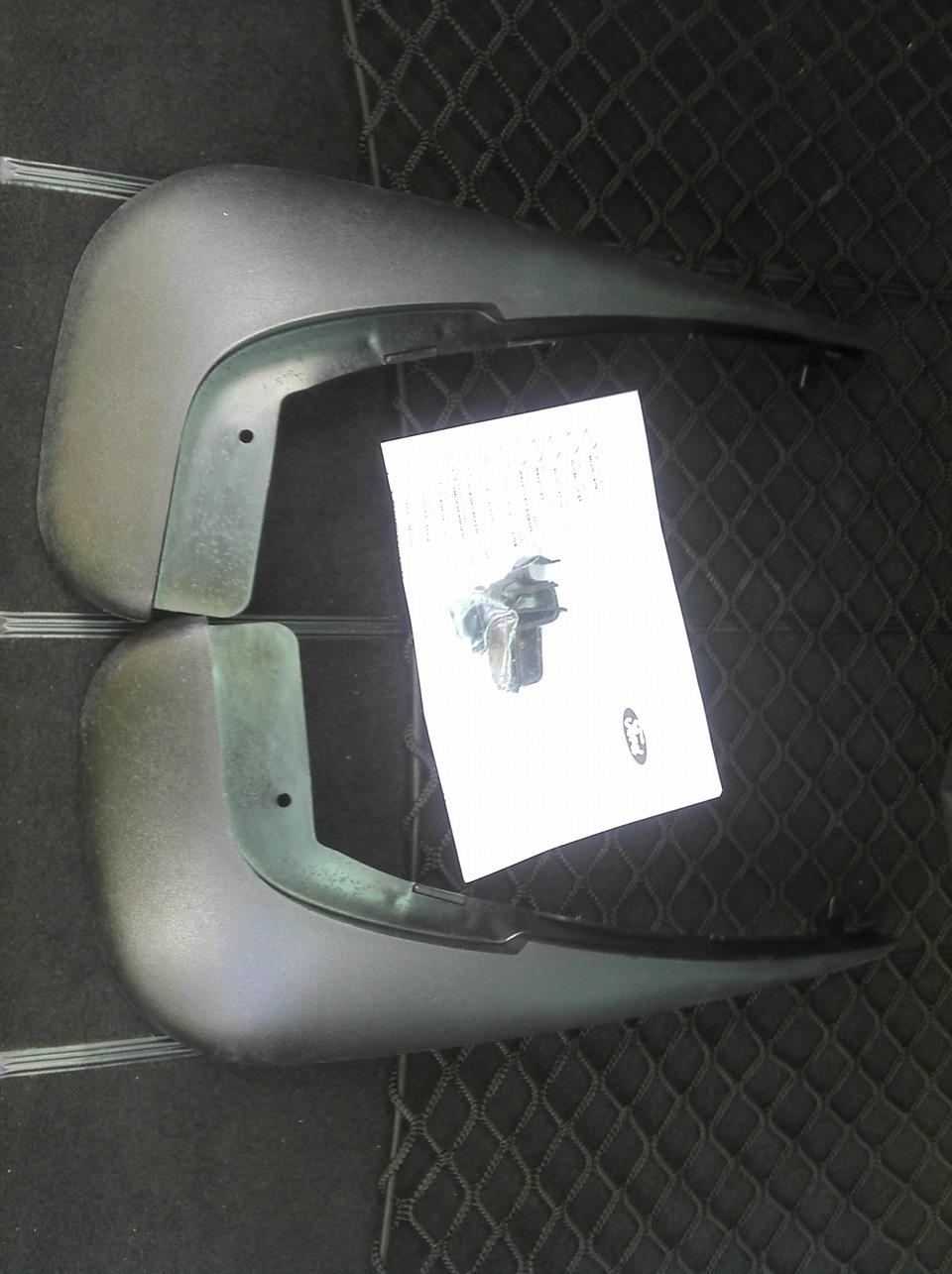 Оригинальные брызговики на форд мондео фото 456-11