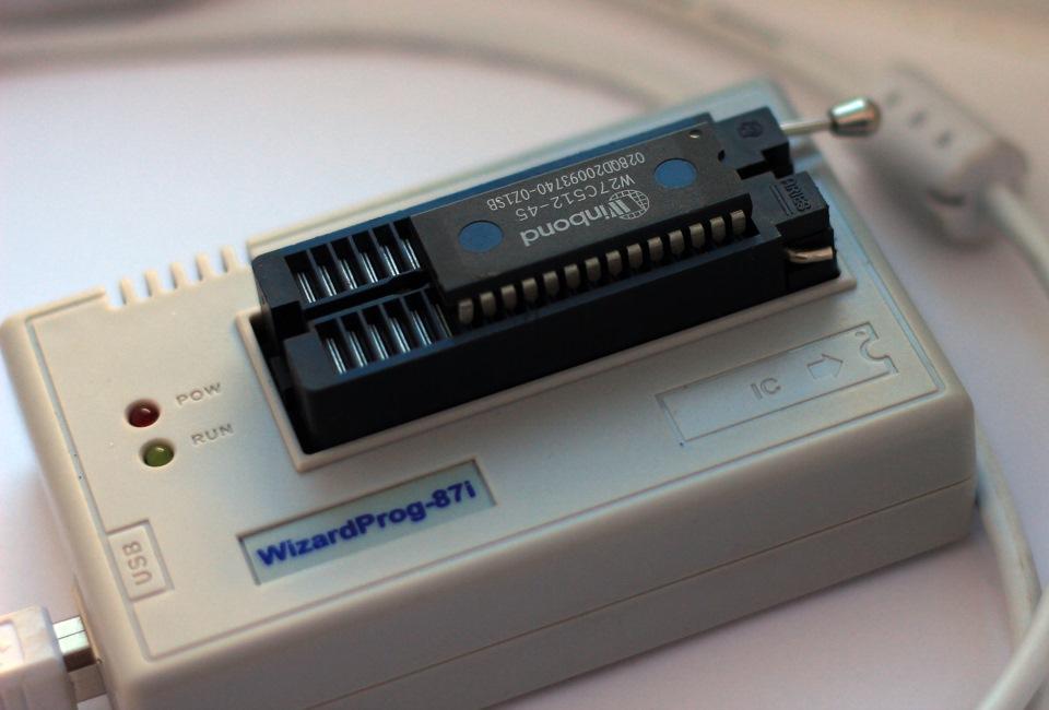 Микросхема установленная в