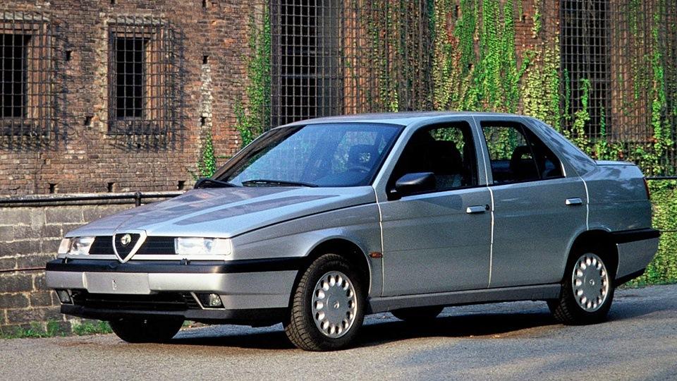 Alfa romeo 155 for sale