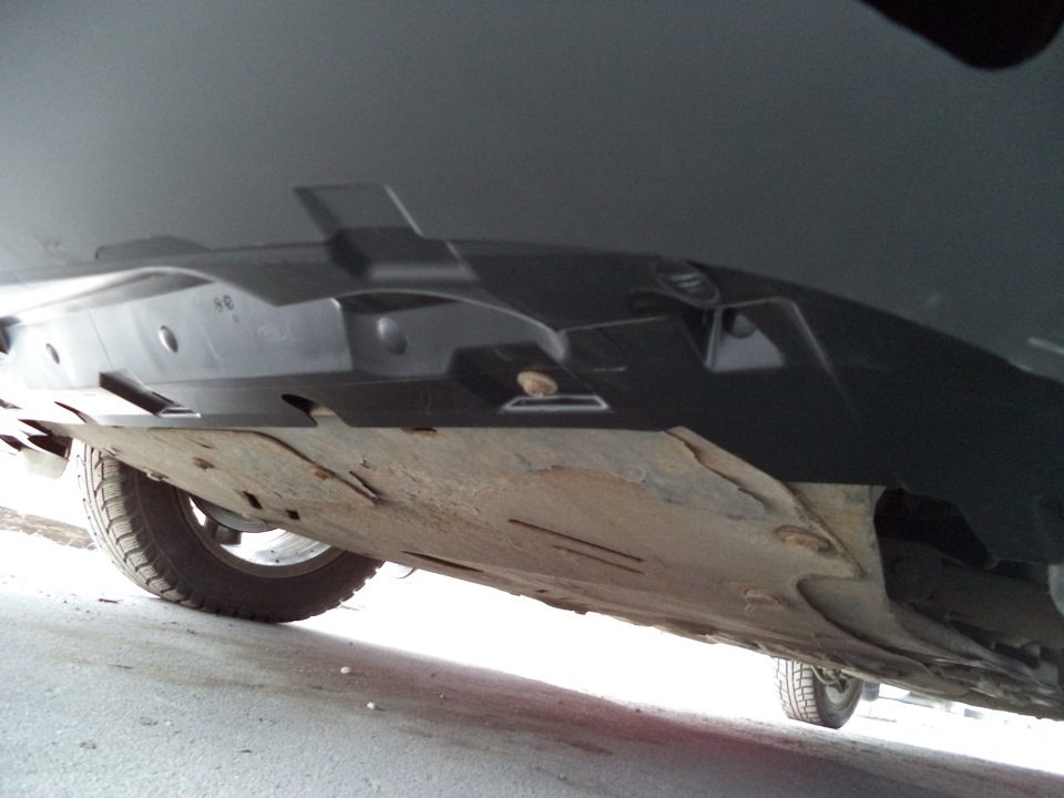 Юбка бампера ford mondeo 3